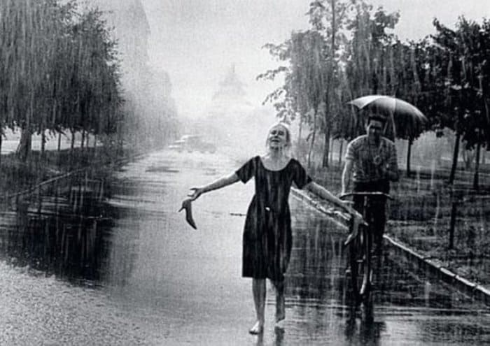 Кадр из фильма *Я шагаю по Москве*, 1963 | Фото: m24.ru
