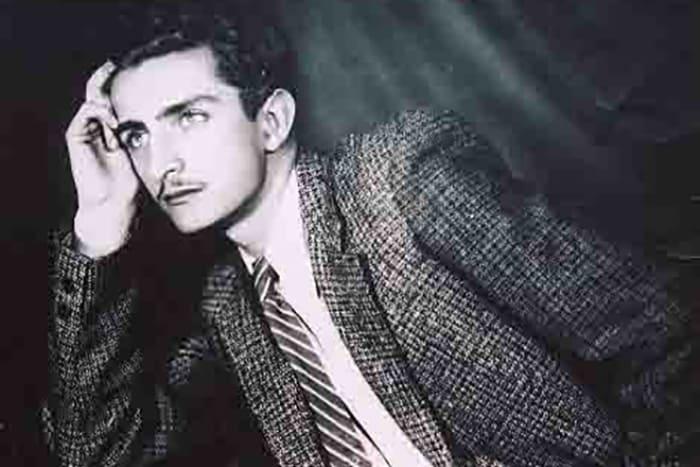 Актер в юности | Фото: 24smi.org