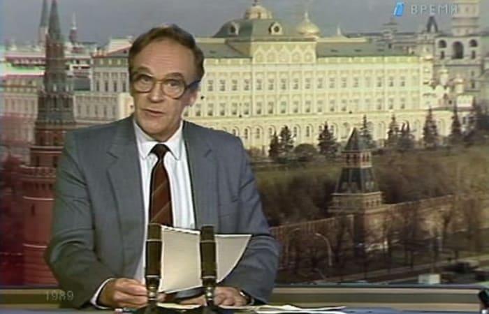 Легендарный диктор и телеведущий Игорь Кириллов | Фото: segodnya.ua