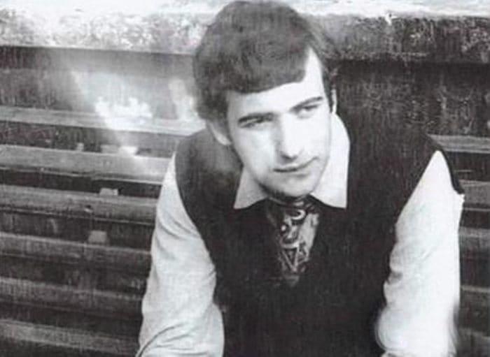 Игорь Крутой в юности   Фото: uznayvse.ru