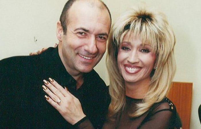 Игорь Крутой и Ирина Аллегрова, исполнившая более 40 его песен   Фото: uznayvse.ru