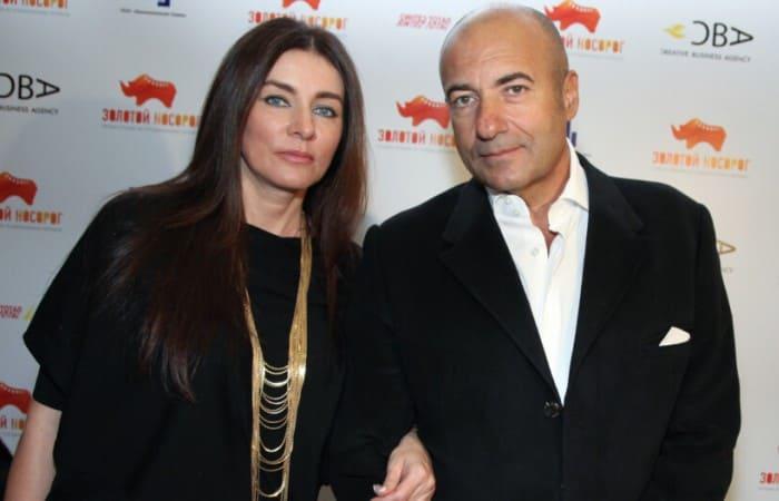 Игорь Крутой со второй женой Ольгой   Фото: rus.jauns.lv