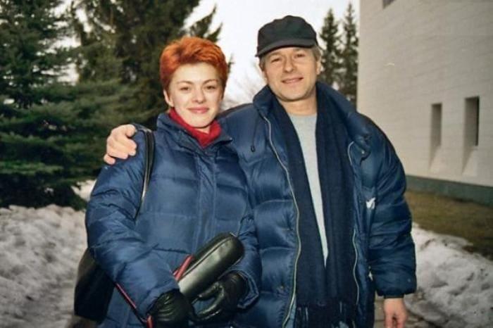 Игорь Ливанов с женой Ольгой | Фото: 2aktera.ru