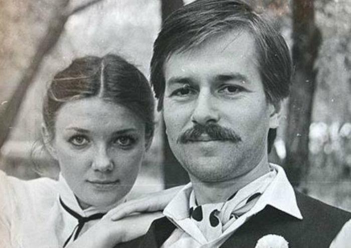 Игорь Ливанов и его первая жена, актриса Татьяна Пискунова | Фото: 2aktera.ru
