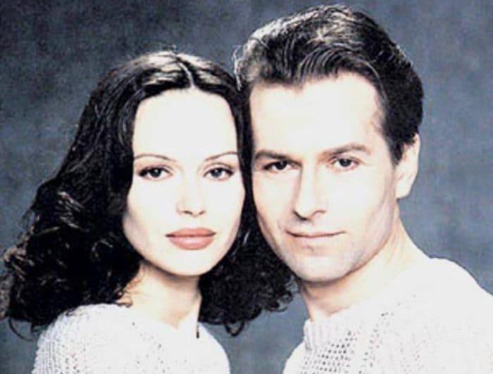 Игорь Ливанов и его вторая жена Ирина | Фото: uznayvse.ru