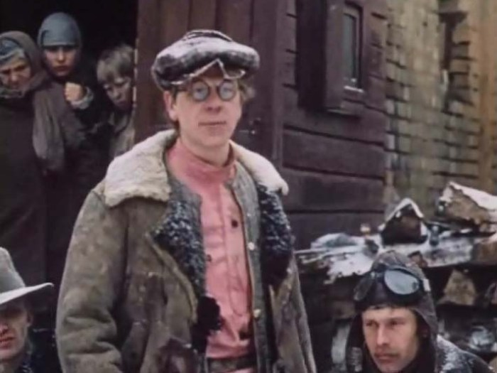 Кадр из фильма *Жил-был Шишлов*, 1987   Фото: kino-teatr.ru