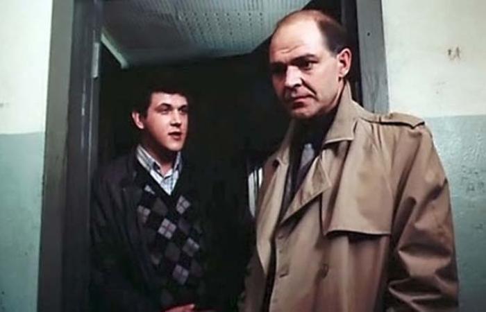 Кадр из фильма *Криминальный талант*, 1988 | Фото: kino-teatr.ru