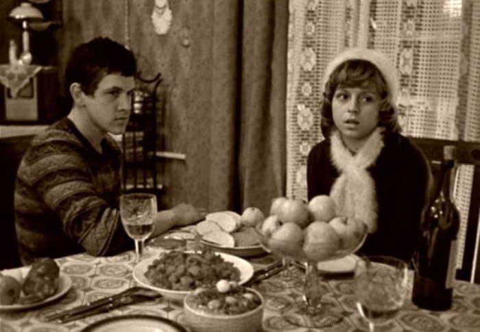 Кадр из фильма *Пять вечеров*, 1978 | Фото: kino-teatr.ru