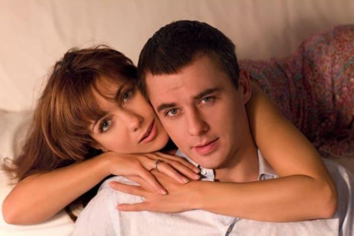Актер со второй женой, Екатериной Климовой   Фото: 24smi.org