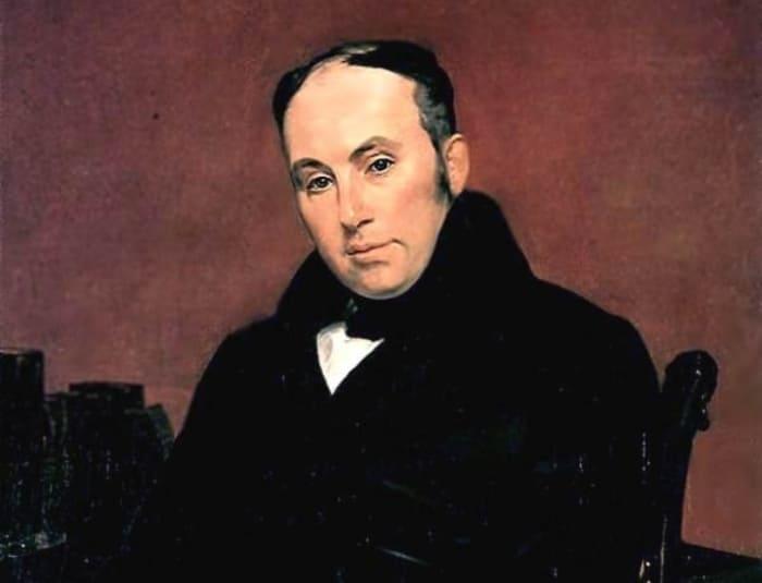 К. Брюллов. Портрет В. А. Жуковского, 1838. Фрагмент | Фото: bryullov.ru