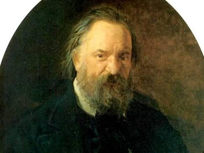 Н. Ге. Портрет писателя А. И. Герцена, 1867. Фрагмент | Фото: hrono.ru