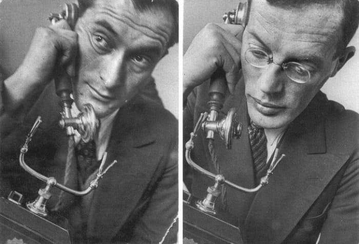 Ильф и Петров. Фото Е. Лонгмана, 1932 | Фото: vokrugknig.blogspot.comф