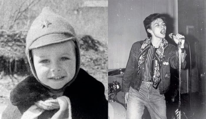Илья Лагутенко в детстве и юности | Фото: peopletalk.ru