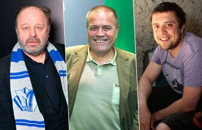 Представители актерской династии Ильиных | Фото: liveinternet.ru