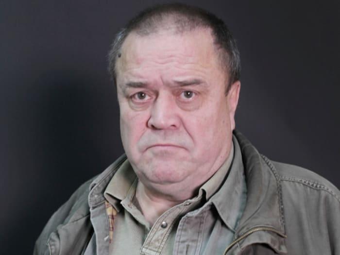 Заслуженный артист России Александр Ильин | Фото: kino-teatr.ru