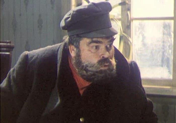 Адольф Ильин в фильме *Строговы*, 1976 | Фото: kino-teatr.ru