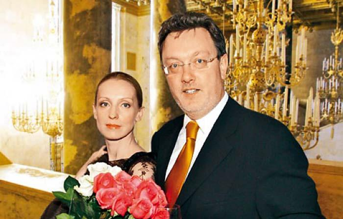 Илзе Лиепа и Владислав Паулюс   Фото: stuki-druki.com
