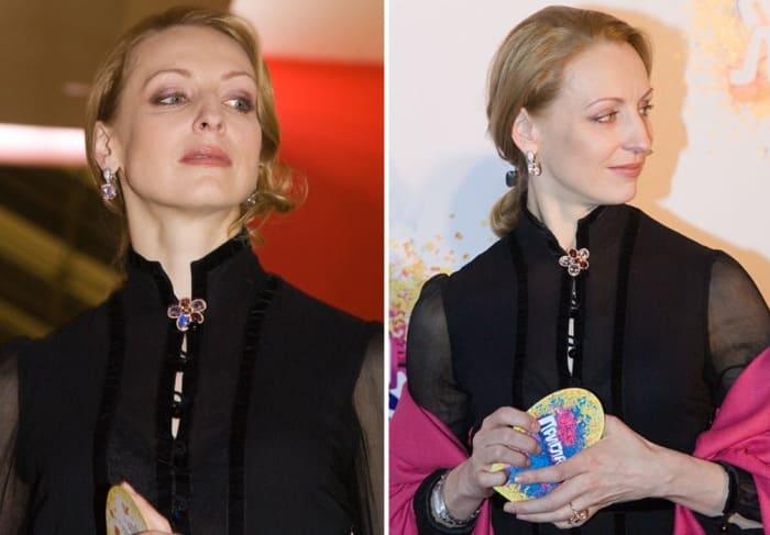 Балерина, актриса, педагог Илзе Лиепа   Фото: kino-teatr.ru