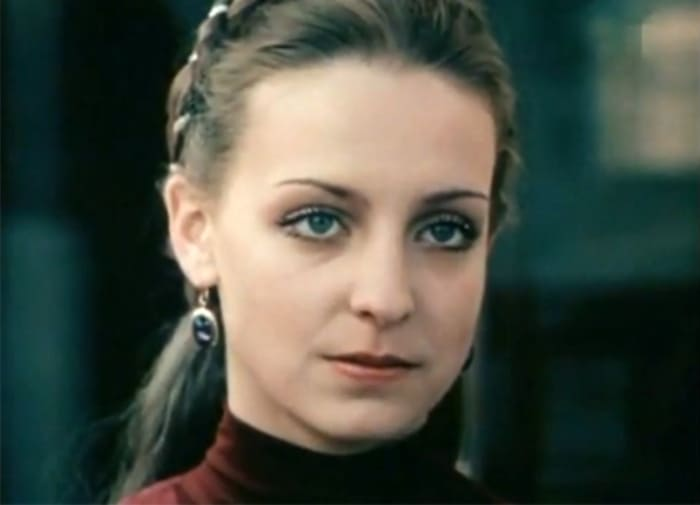 Илзе Лиепа в фильме *Блистающий мир*, 1984   Фото: kino-teatr.ru