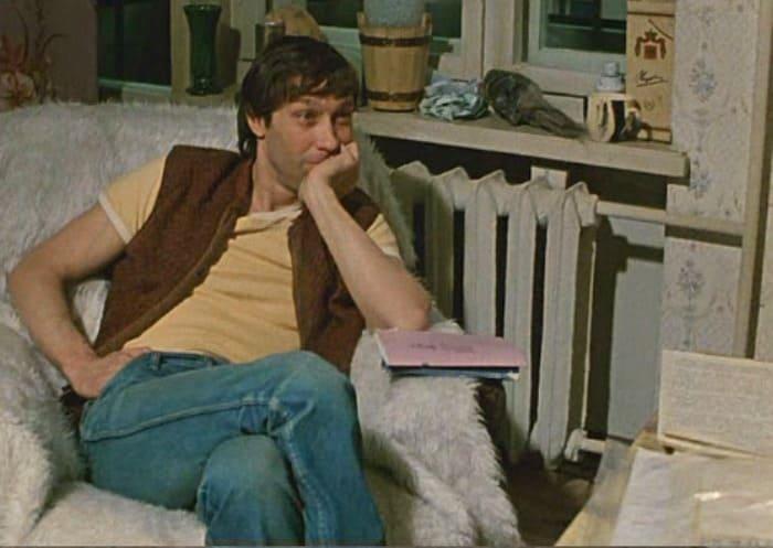 Олег Янковский в фильме *Влюблен по собственному желанию*, 1982 | Фото: kino-teatr.ru