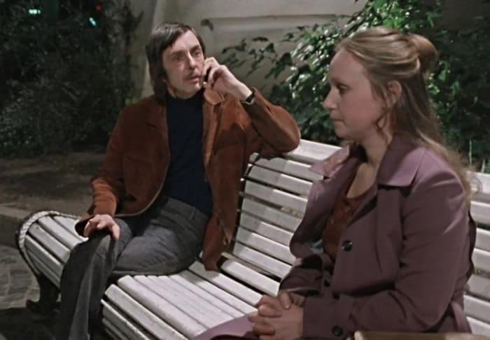 Кадр из фильма *Влюблен по собственному желанию*, 1982 | Фото: domkino.tv