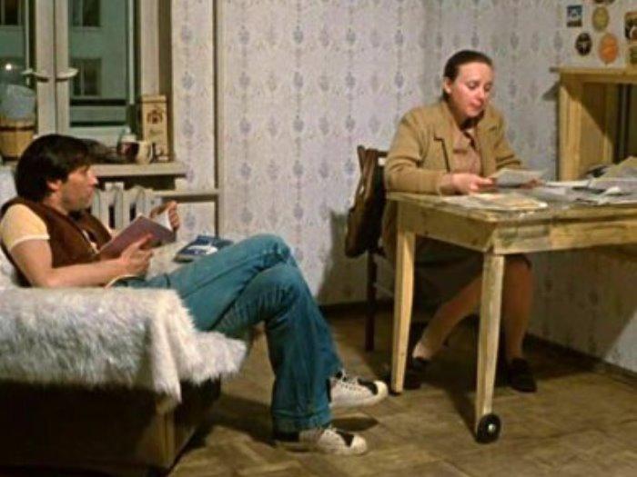 Кадр из фильма *Влюблен по собственному желанию*, 1982 | Фото: chaskor.ru