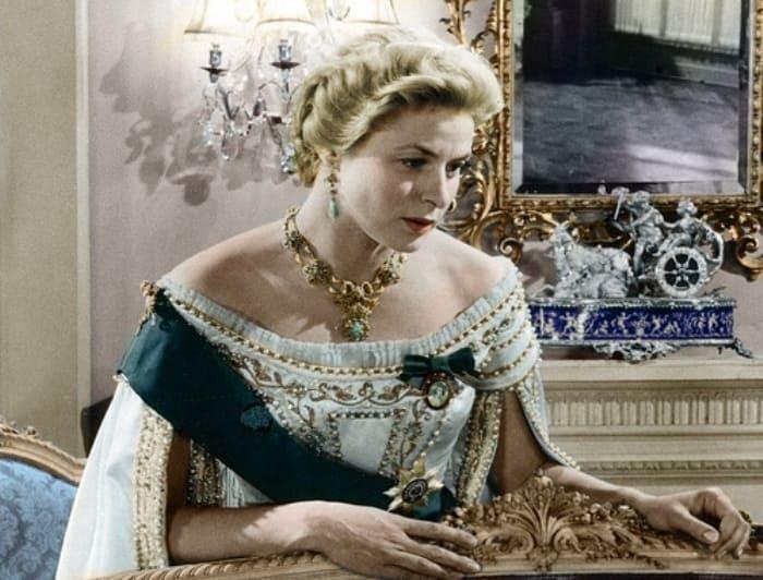 Кадр из фильма *Анастасия*, 1956 | Фото: kino-teatr.ru