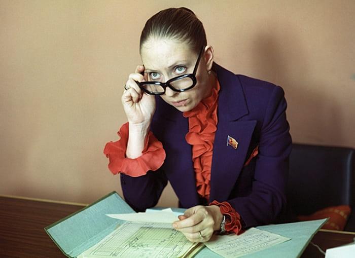 Народная артистка СССР Инна Чурикова | Фото: ru.hellomagazine.com