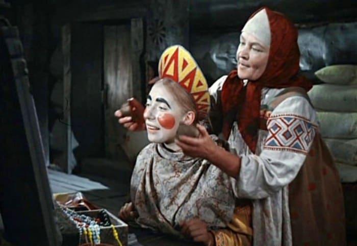 Кадр из фильма *Морозко*, 1964 | Фото: obzor.city