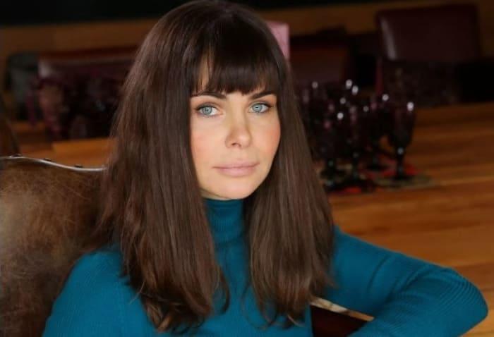 Актриса, модель, общественный деятель Инна Гомес | Фото: kino-teatr.ru