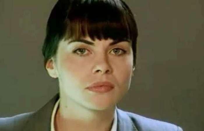 Инна Гомес в сериале *День рождения Буржуя-2*, 2001 | Фото: kino-teatr.ru