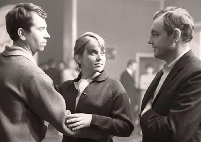Инна Гулая в фильме *Долгая счастливая жизнь*, 1966 | Фото: kino-teatr.ru