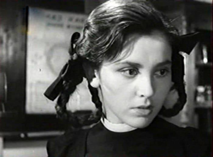 Инна Гулая в фильме *Тучи над Борском*, 1960 | Фото: kino-teatr.ru