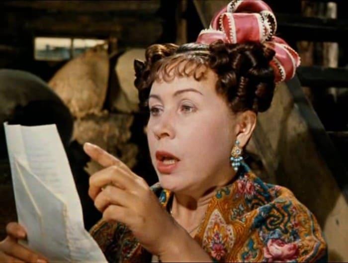 Инна Макарова в фильме *Женитьба Бальзаминова*, 1964 | Фото: kino-teatr.ru