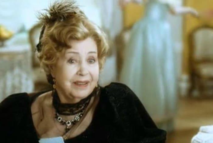 Инна Макарова в фильме *Пушкин: последняя дуэль*, 2006 | Фото: kino-teatr.ru