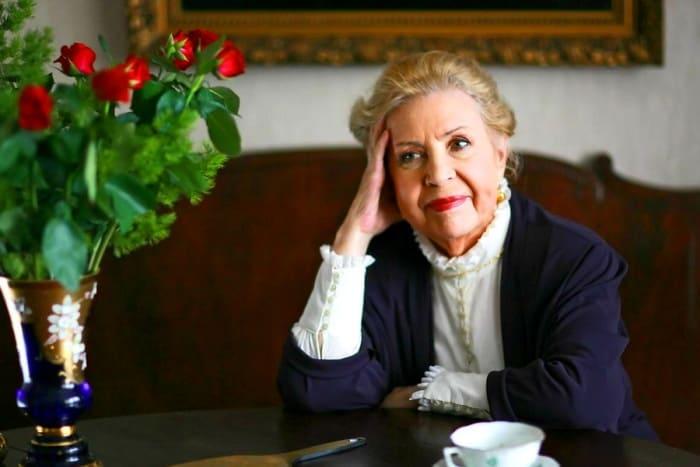 Народная артистка СССР Инна Макарова | Фото: kino-teatr.ru
