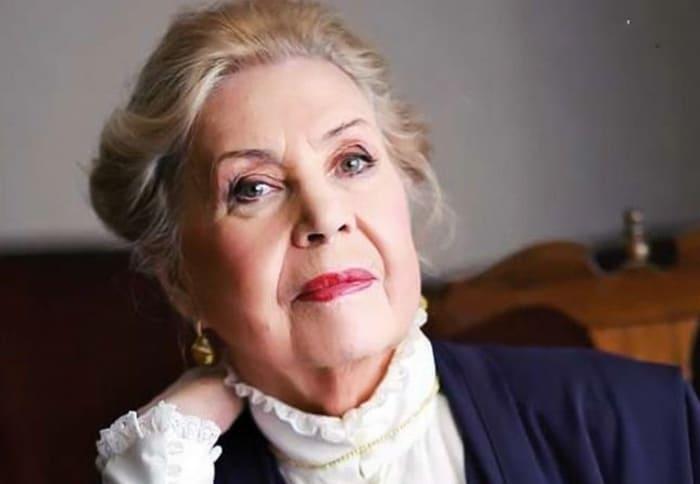 Народная артистка СССР Инна Макарова | Фото: ruspekh.ru