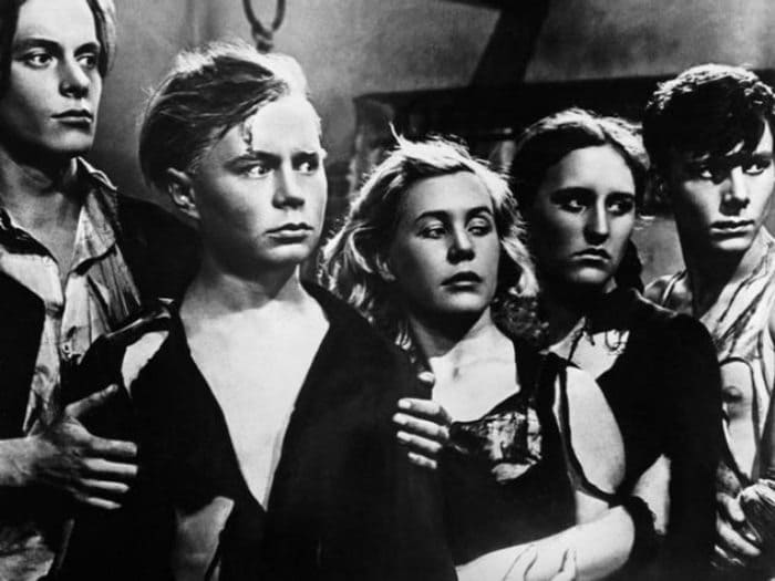 Кадр из фильма *Молодая гвардия*, 1948 | Фото: eg.ru