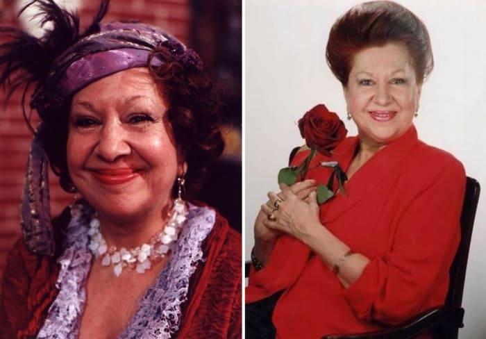 Актриса в последние годы жизни | Фото: kino-teatr.ru, vokrug.tv