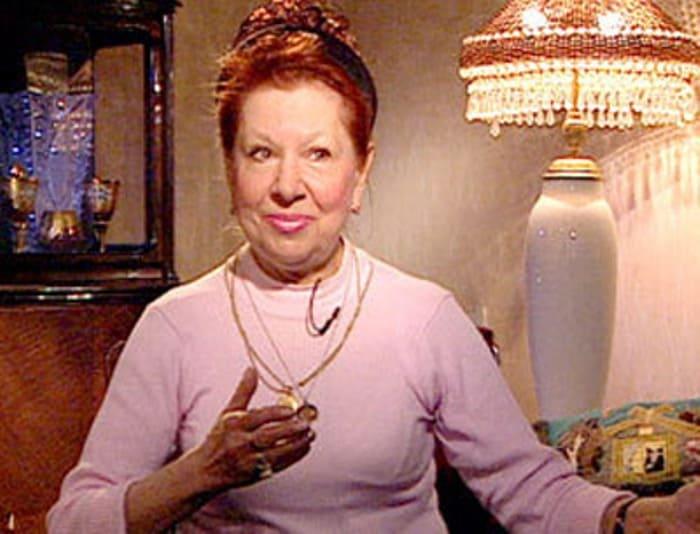Заслуженная артистка РСФСР Инна Ульянова | Фото: kino-teatr.ru