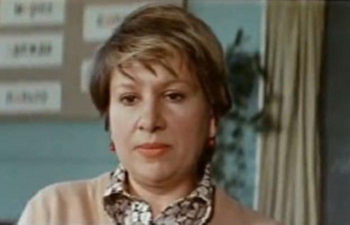Инна Ульянова в киножурнале *Ералаш*, 1981 | Фото: kino-teatr.ru