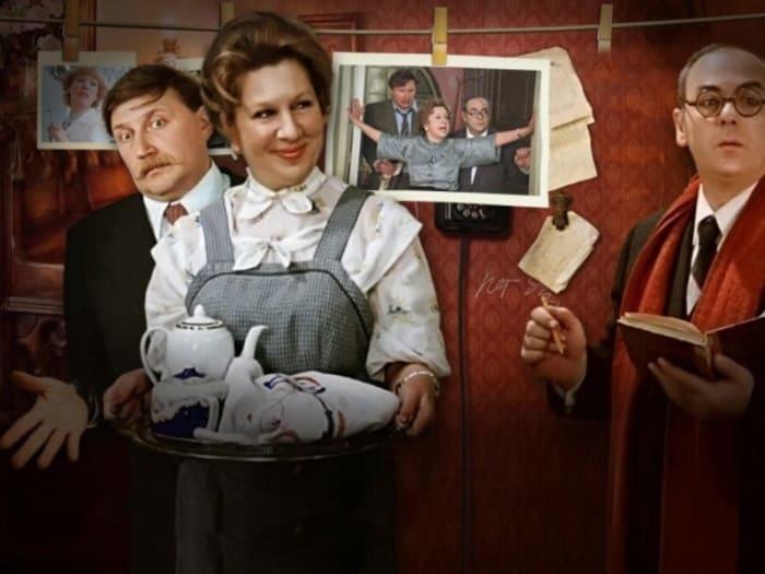 Актрису часто ассоциировали с ее героиней из *Покровских ворот* Маргаритой Павловной | Фото: vokrug.tv