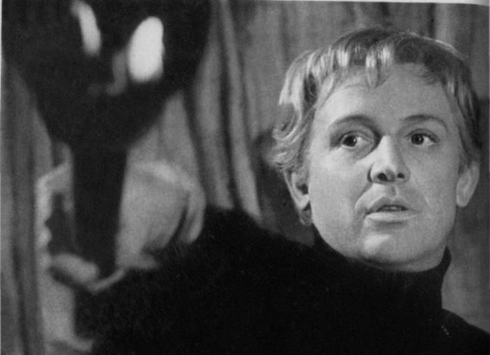 Гамлет в исполнении Смоктуновского был признан лучшим в мире | Фото: legendy-kino.ru