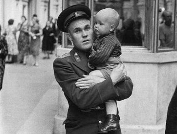 Москва. В ГУМе, 1954. Фото Анри Картье-Брессона   Фото: bs-klub.ru