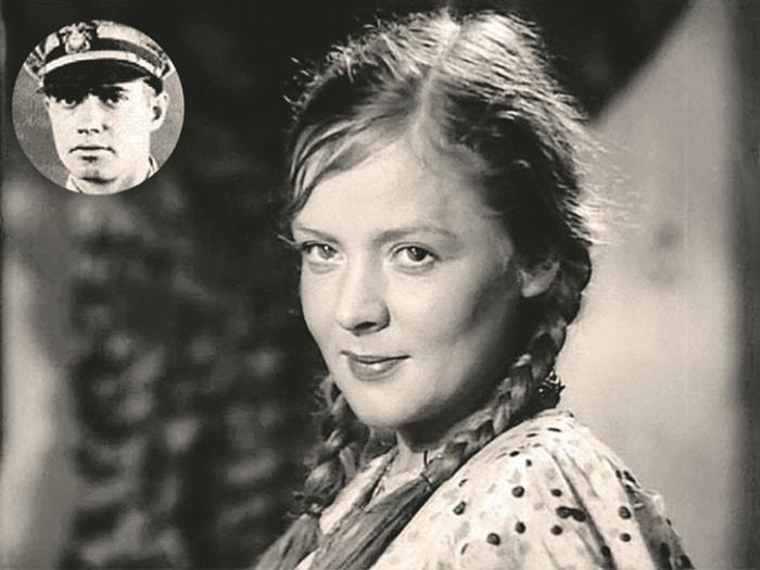 Зоя Федорова в фильме *На границе*, 1938, и ее избранник Джексон Тейт   Фото: kp.ua