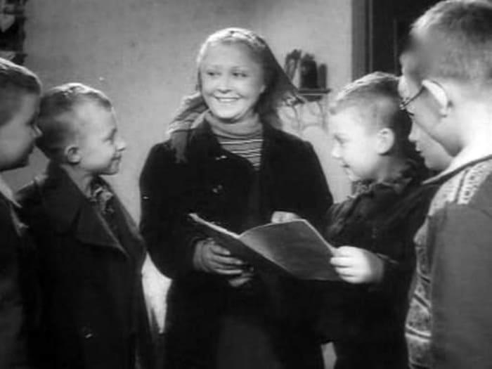 Кадр из фильма *Два друга*, 1954 | Фото: kino-teatr.ru