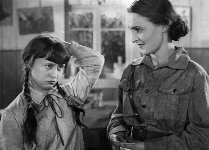 Кадр из фильма *Двадцать два несчастья*, 1930 | Фото: kino-teatr.ru