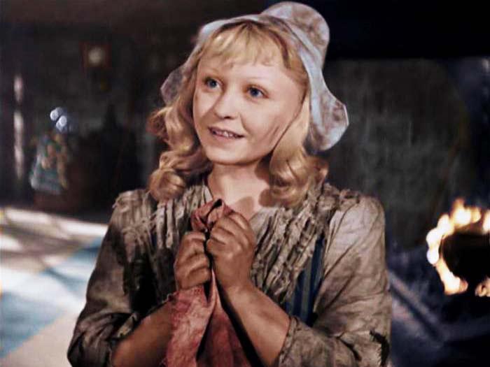 Янина Жеймо в роли Золушки, 1947 | Фото: kino-teatr.ru