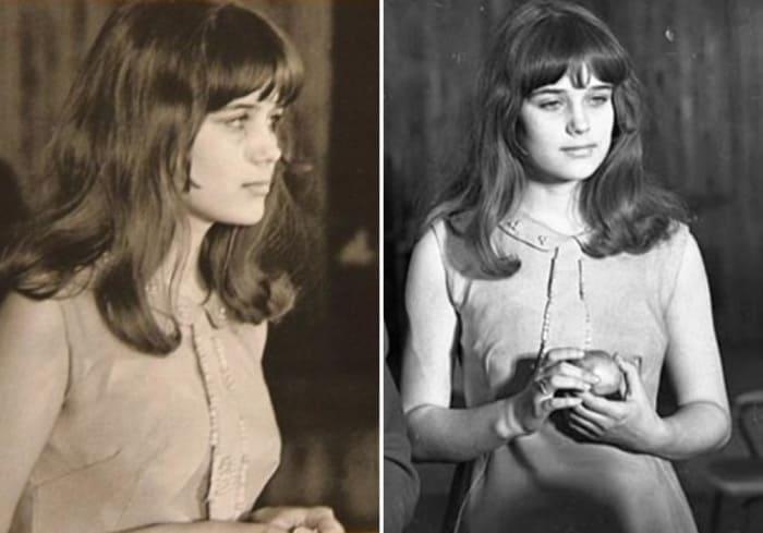 Ирина Алферова на конкурсе *Мисс Интеграл-1968*, Новосибирск | Фото: kino-teatr.ru