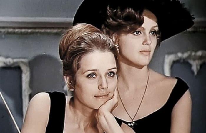 Кадр из фильма *Хождение по мукам*, 1974-1977 | Фото: rusplt.ru